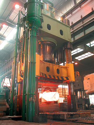 Forging Press plants